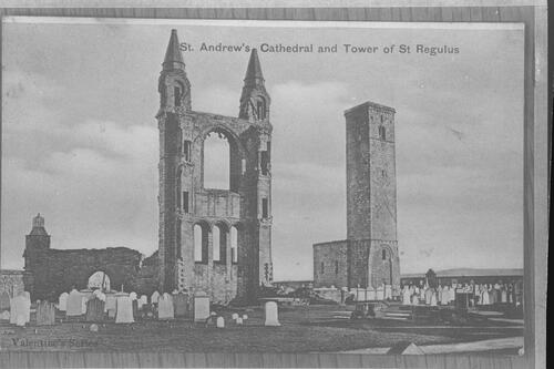 St Andrew's Cathedral & Tower.