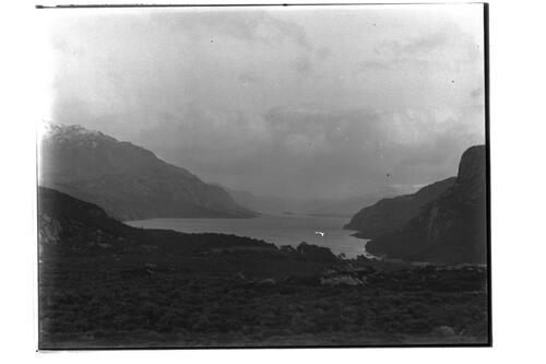 Loch Maree from Poolewe.