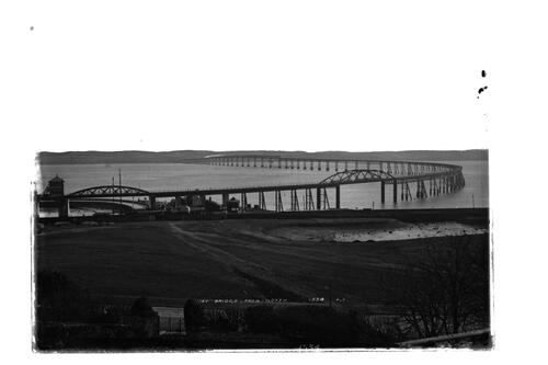 Tay Bridge from north.