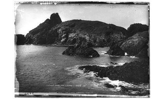 Kynance Cove, The Lizard.