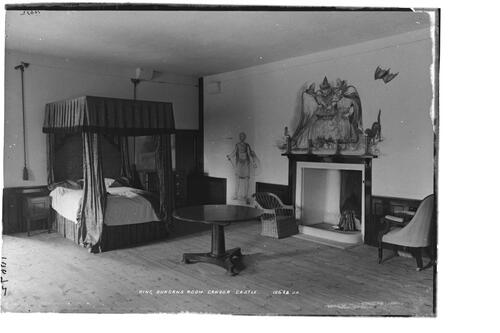 King Duncan's Room, Cawdor.