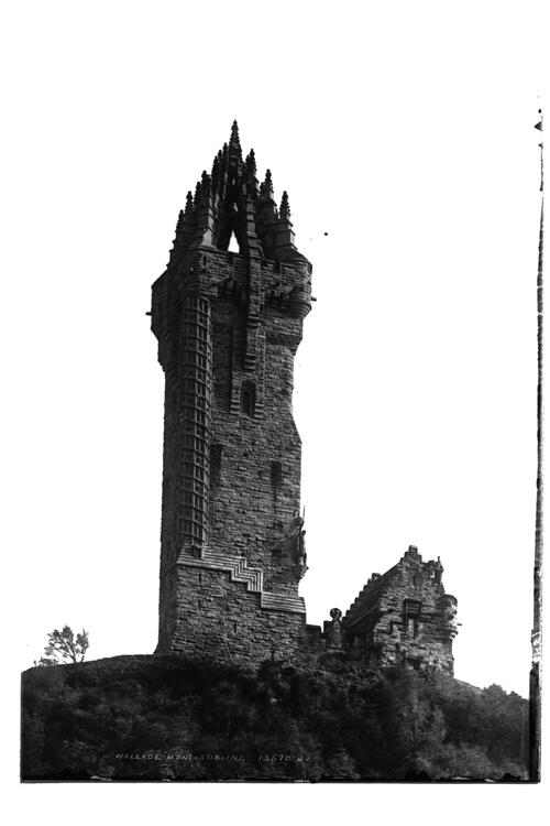Wallace Monument, Stirling.