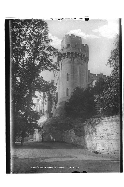 Caesar's Tower, Warwick Castle.