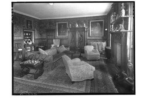 Sitting Room, Glamis.
