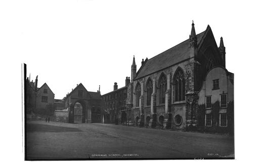 Grammar School, Norwich.