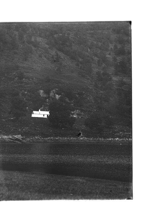 Mrs McLeans [house], the Narrows [Loch Leven].