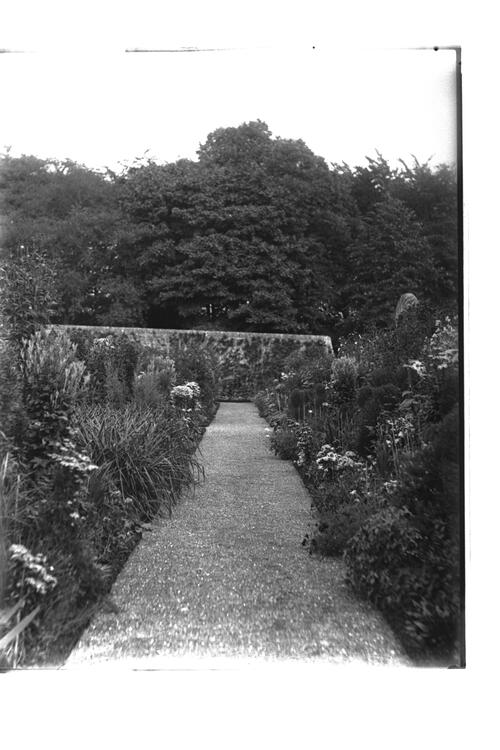 Centre Walk looking East, Monrave Gardens.