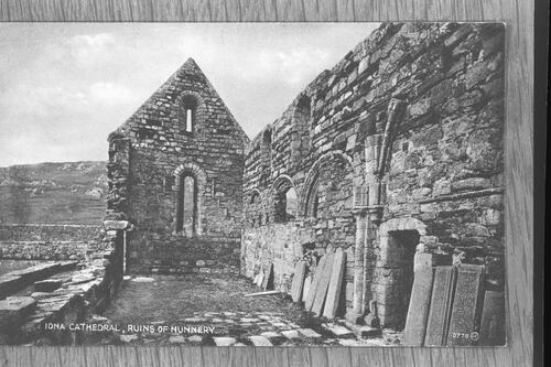 Iona Cathedral, ruins of nunnery