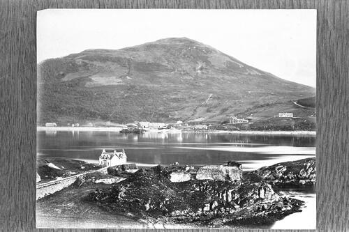 Strome Castle, Loch Carron.