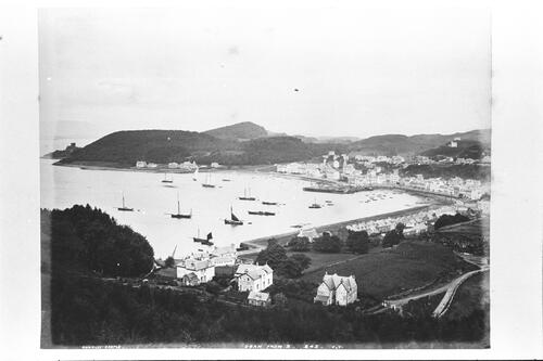 Oban from S.