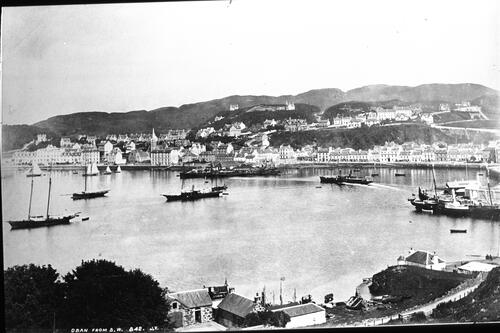 Oban from S.W.
