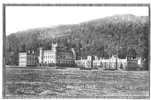 Taymouth Castle.