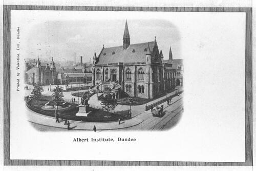 Albert Institute, Dundee.