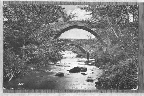 Roman Bridge near Inverkip.