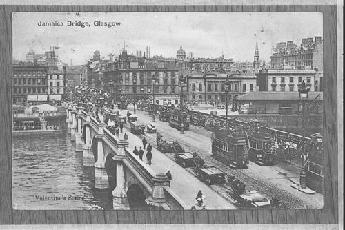 Jamaica Bridge, Glasgow.