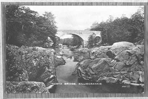 North Bridge, Killiecrankie.