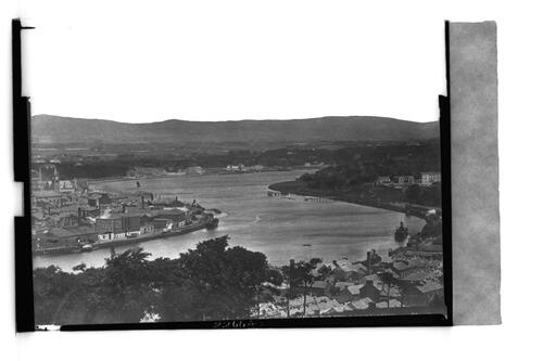 View on the Foyle, Londonderry.