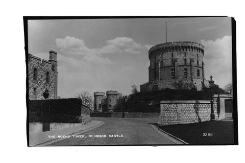 The Round Tower, Windsor Castle.