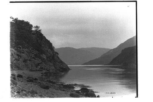 Narrows, [Loch Leven].