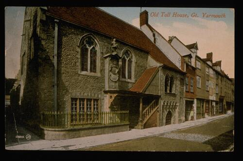 Old Toll House, Gt. Yarmouth.