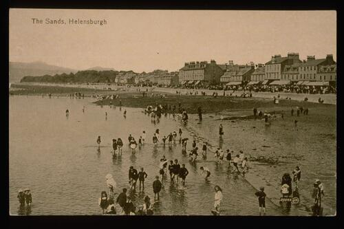 The Sands, Helensburgh.
