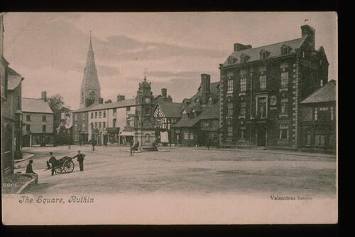 The Square, Ruthin.