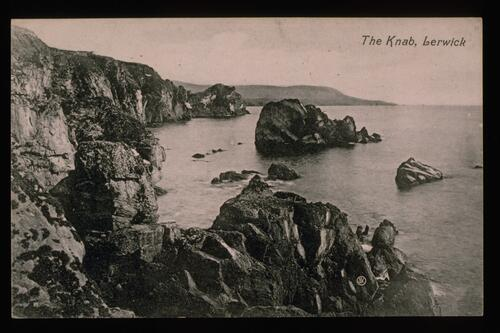 The Knab, Lerwick.