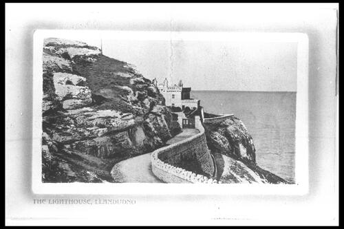 The Lighthouse, Llandudno.