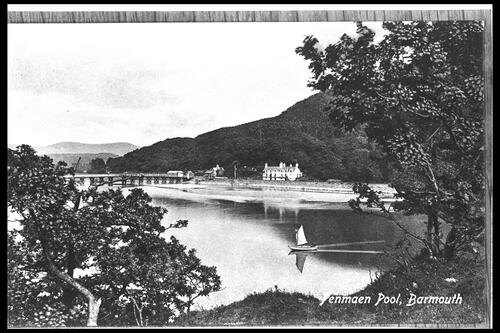 Penmaen Pool, Barmouth.