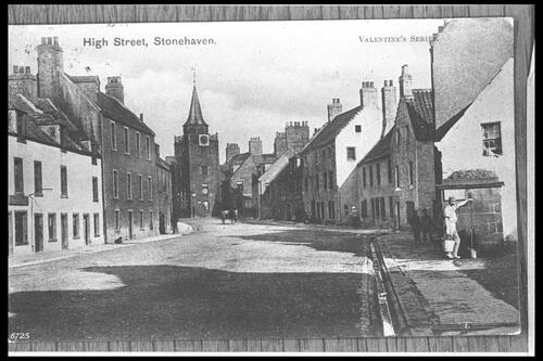 High Street, Stonehaven.