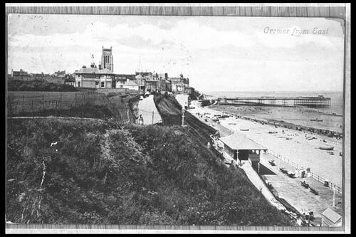 Cromer from East.