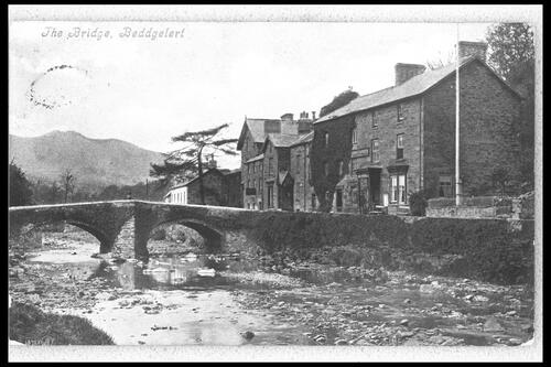 The Bridge, Beddgelert.