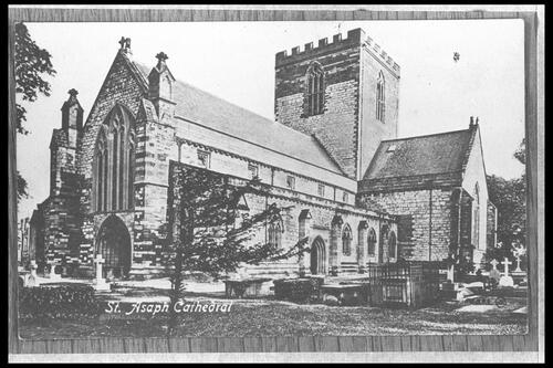 St Asaph Cathedral.