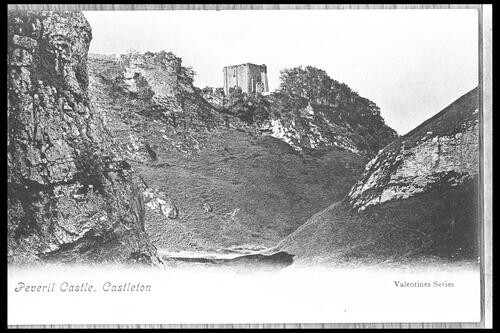 Peveril Castle, Castleton.