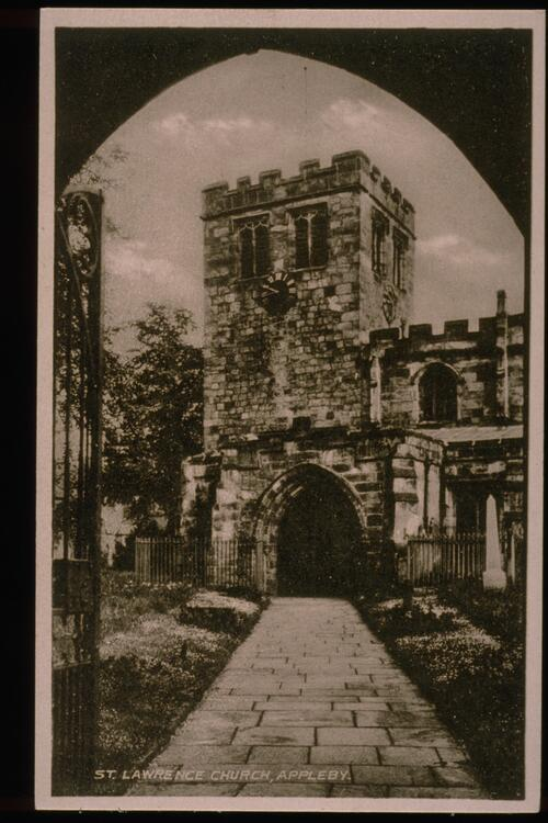 St Lawrence Church, Appleby.