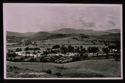 Dalry from Mulloch.