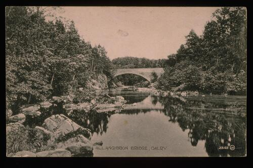 Allangibbon Bridge, Dalry.