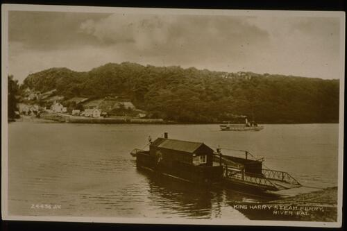 King Harry Ferry, River Fal.