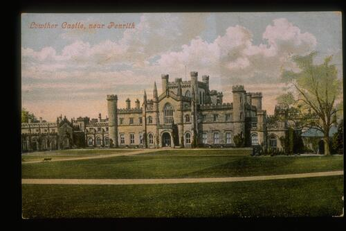 Lowther Castle, near Penrith.