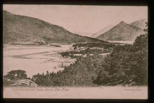 Ballachulish, above the Pier.