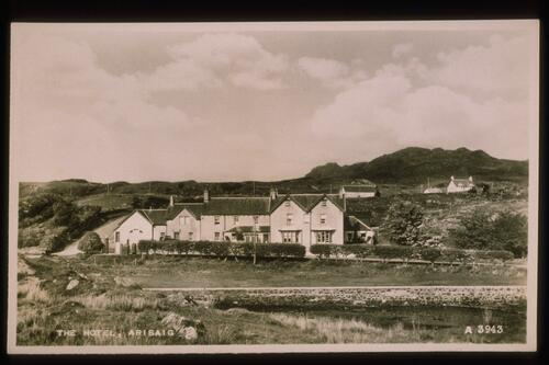 The Hotel, Arisaig.