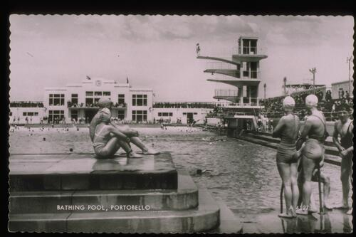 Bathing Pool, Portobello.