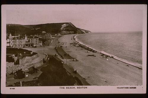 The Beach, Seaton.