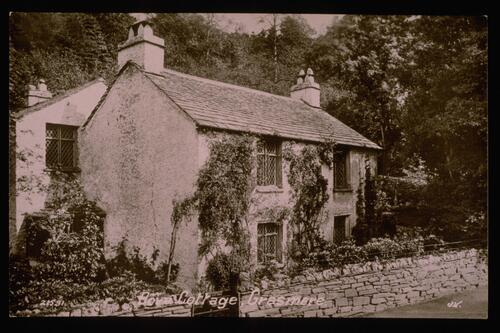 Dove Cottage, Grasmere.