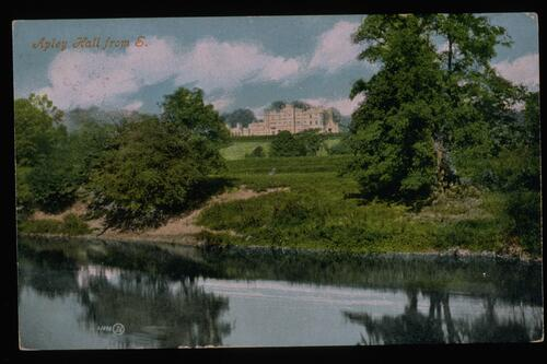 Apley Hall from S.