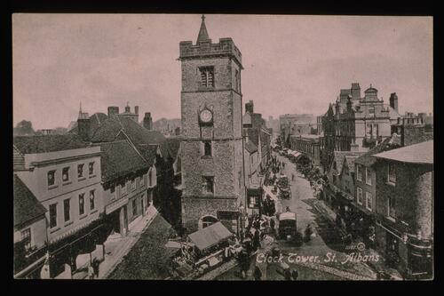 Clock Tower, St Albans.