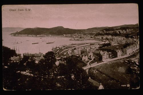 Oban from S. W.