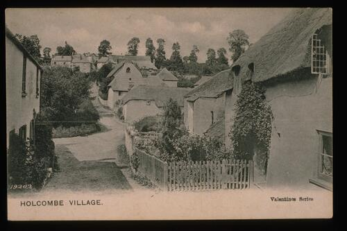 Holcombe Village.