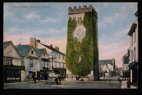 The Tower, Newton Abbot.