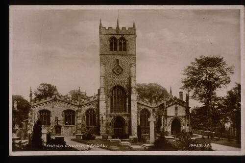 Parish Church, Kendal.